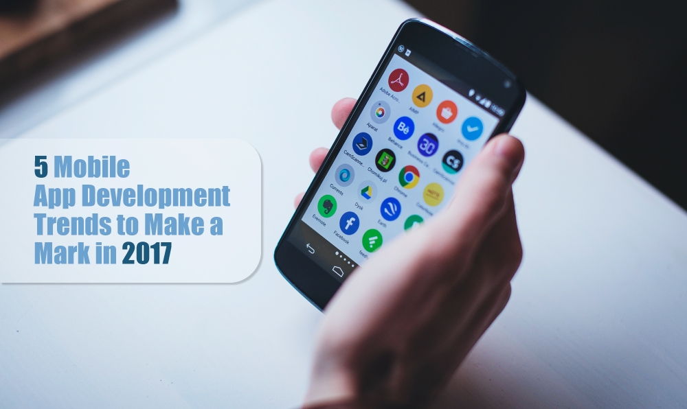 5 Mobile App Development Trends